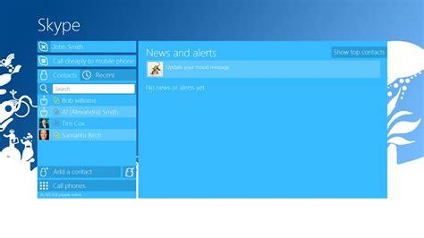 skype bureau windows 8 skype for windows 8