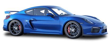 porsche png porsche cayman gt4 blue car png image pngpix