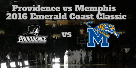 game notes preview providence memphis