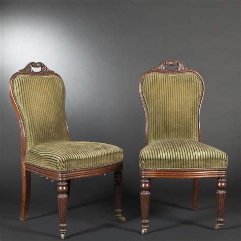 chaises louis philippe paire de chaises en acajou epoque louis philippe