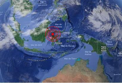 Tsunami Indonesia Terremoto Ciudad Sabemos Esto Lo