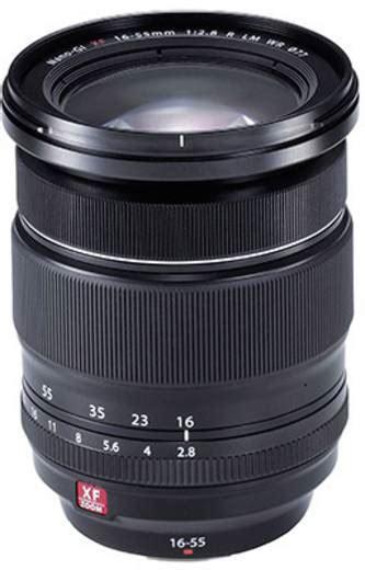Zoomobjektiv Fujifilm Xf1655mm F28r Lm Wr F28 (min