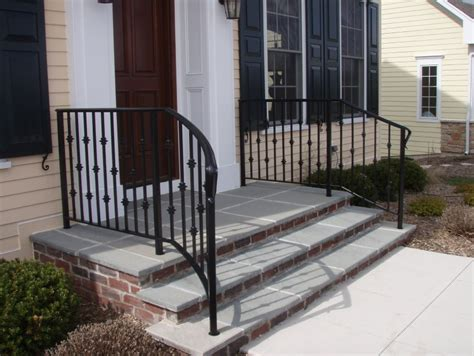 Contemporary Wrought Iron Railings, Tags