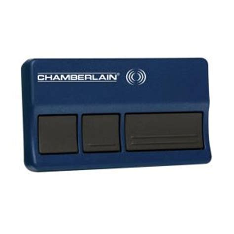 chamberlain 3 button remote 953d the home depot