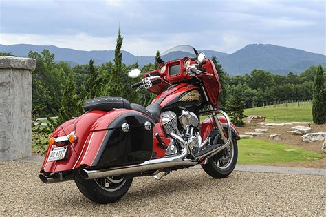 2017 Indian Motorcycles, New Ride Command System Unveiled