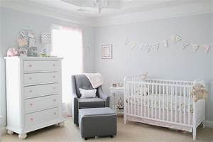 10 cute and classy nursery design ideas With simple baby room decorating ideas