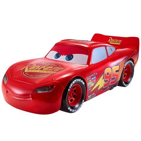 Disney Pixar Cars Movie Moves Lightning Mcqueen