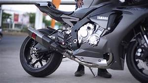 Yamaha R1 2016 : yzf r1 2016 akrapovic evo titanium full system youtube ~ Medecine-chirurgie-esthetiques.com Avis de Voitures