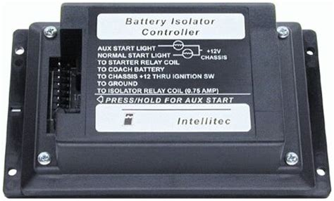 r k products intellitec 0000131000 battery isolator controller 31 0000131000 98 97