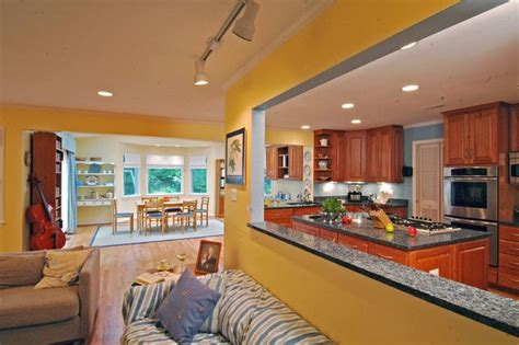 Half Wall Cut Out Between Kitchen And Living Room. Need