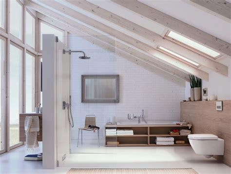 dachschräge dusche verkleidung gotsch kompetenz in w 228 rme und bad