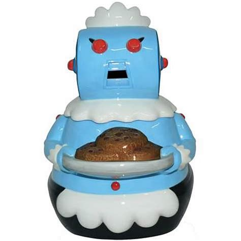 Product Of The Week A Ufo Cookie Jar by The Jetsons Rosie Cookie Jar Westland Giftware Jetsons