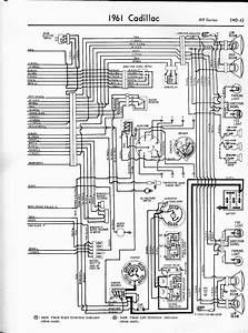 1988 Cadillac Wiring Diagrams