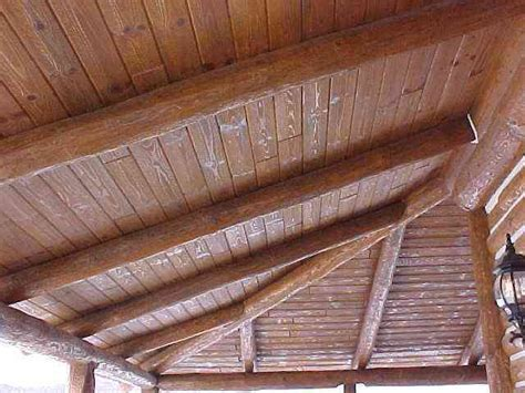 Beam Covers & Wraps   Log Trusses   Log Post Covers
