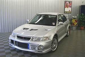 1999 Mitsubishi Lancer Evolution - Overview