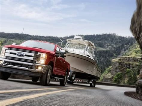 ford   super duty truck sales crush  forecasts