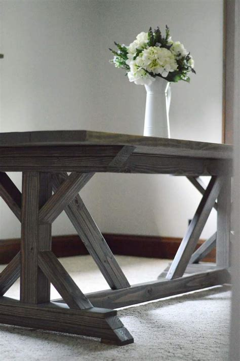 white fancy farmhouse table diy projects