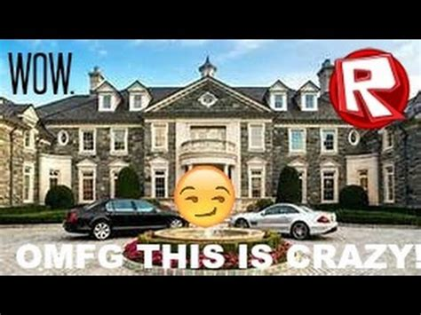 Roblox  Welcome To Bloxburg!  Look At This Mansion, Give