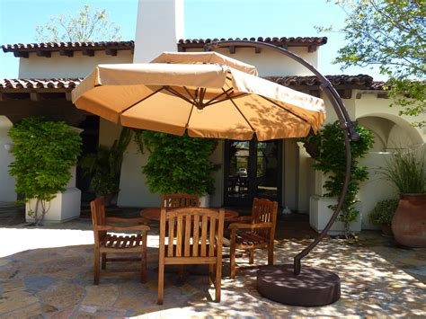 Mosquito Net Canopy For Outdoor Umbrella by 10ft Cantilever Umbrella Straw Olefin Patio Umbrella