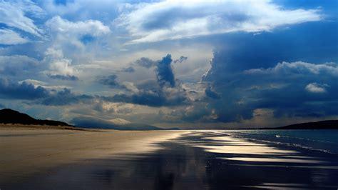 mar, Nubes, Olas, Playa, Naturaleza Wallpapers HD ...