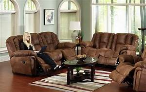 home decorating living room ideas inoutinterior With brown couches living room design