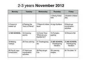 Nursery Activities For 3 Year Olds by Preschool Lesson Plans For October November Preschool