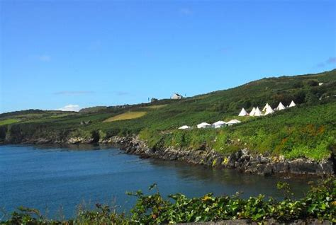 Cape Clear Campsite Island Ireland