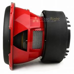 Orion Hcca152 15 U0026quot  Subwoofer 5000 Watt Dual 2 Ohm Voice