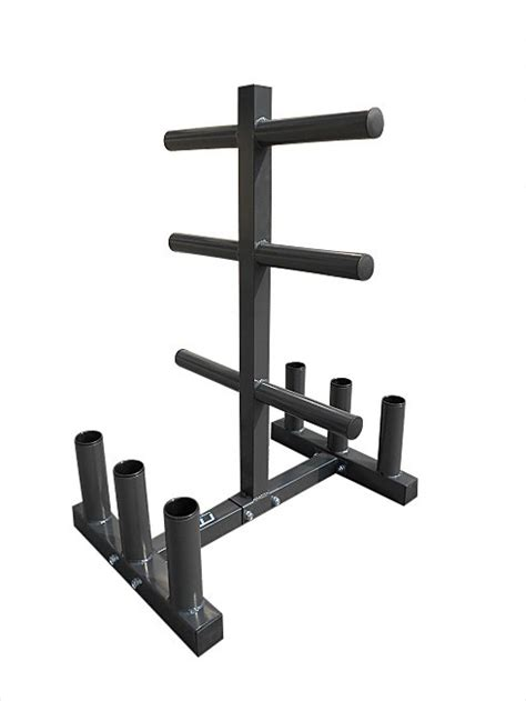 olympic weight tree bar rack holder storage sports fitness gym accessories