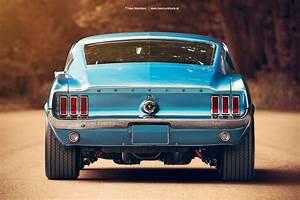 Ford Mustang Fastback : 1967 ford mustang fastback rear by americanmuscle on ~ Melissatoandfro.com Idées de Décoration