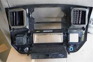 06 07 08 Dodge Ram 1500 2500 3500 Pickup Radio Dash Trim Finish Bezel