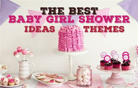 baby shower themes girl ideas for a baby girl shower my web value