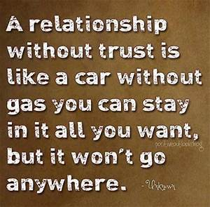 Funny Quotes About Relationship Trust