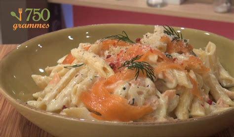 cuisine vegetarienne recettes de pâtes au saumon les recettes les mieux notées