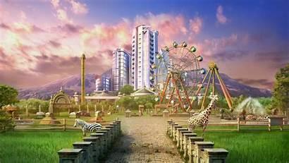 Skylines Cities Wallpapers