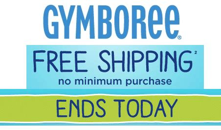 85338 Jcpenney Free Shipping No Minimum Promo Code by Gymboree Free Shipping On Any Order No Minimum No