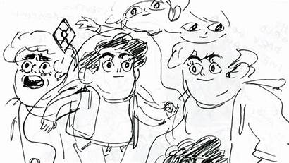 Steven Universe Rebecca Sugar Drawings Pilot Cartoon