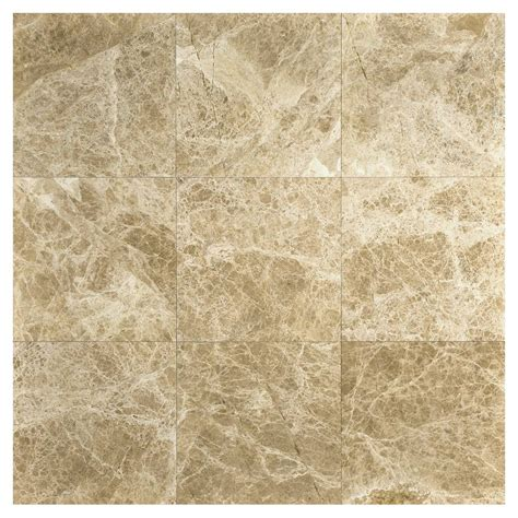 kingsley lt turkish polished marble tile