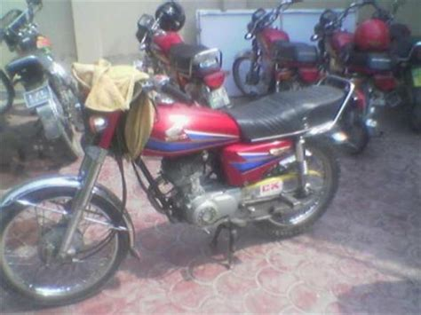 For Sale Honda Cg-125 ( Cdi ) Model-1996 For Rs. 33,000