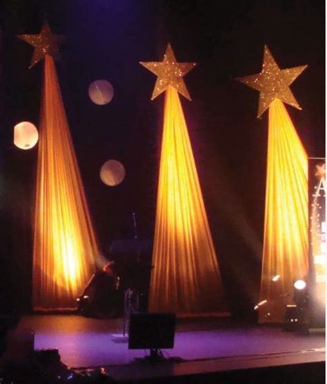 christmas stage decorations 410 best galactic starveyors vbs 2017 images on
