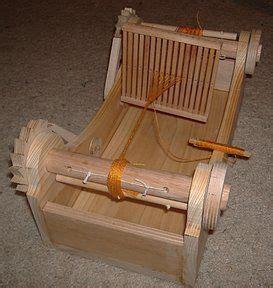 box loom  plans lorenzos workshop weaving