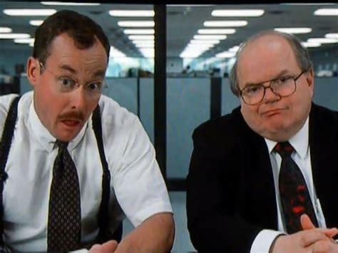 Office Space Bobs by Strange Questions For Banking Business Insider