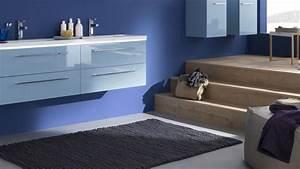 meuble salle bain double vasque pas cher With salle de bain design avec meuble de salle de bain pas cher