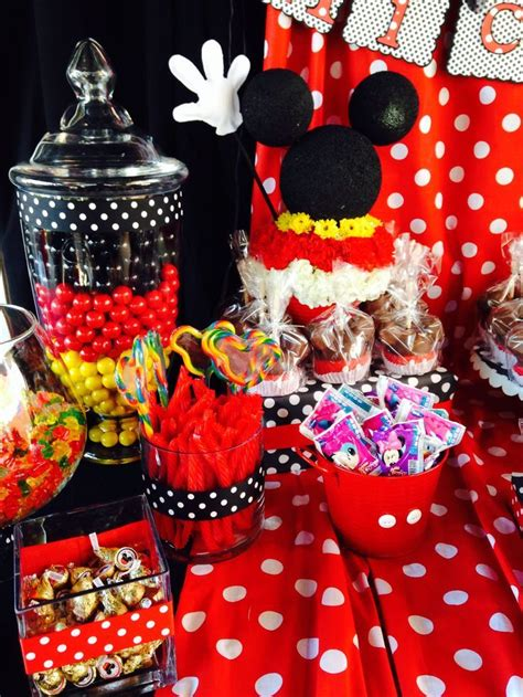 Mickey Mouse Decorations by Mickey Mouse Table Ideas Search Mickey