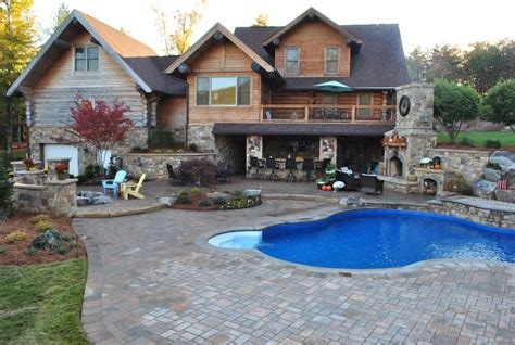 pool patio designs pool design and pool ideas