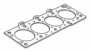Dodge Neon Engine Cylinder Head Gasket  All Models  Neon