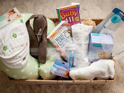 Baby Shower Gifts - how to make a feeding kit baby shower gift diy