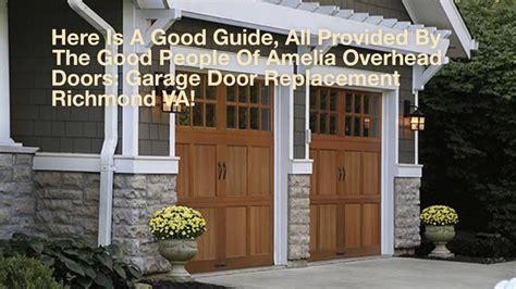 garage doors richmond va garage door replacement richmond va