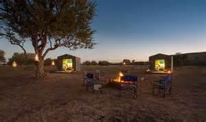 Buffet For Dining Room by Pilanesberg Tented Safari Camp Pilanesberg National Park