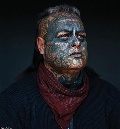 New Zealand's Mighty Mongrel Mob gang in haunting